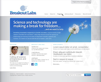 Breakout Labs with MunsonDesign